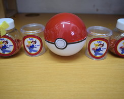 kit pokemon, pokebola,