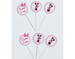Toppers Minnie Rosa