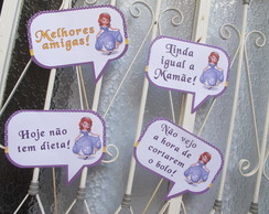 PLACAS DIVERTIDAS PARA FOTOS - Princesin