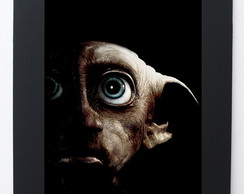 Quadro Dobby - Harry Potter