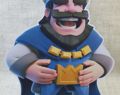 *Display Clash Royale