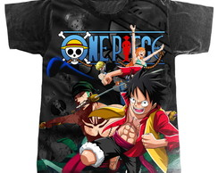 Camiseta One Piece Luffy Zoro 46