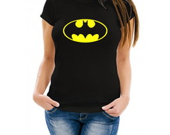 Camiseta Feminina Batman