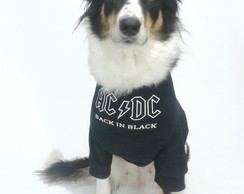 Moletom Pet ACDC MM (Sem touca)