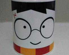 Caneca Exclusiva Harry Potter