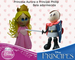 Kit duplo - AURORA E PHILLIP