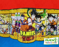 cofrinho personalizado Dragon Ball Z