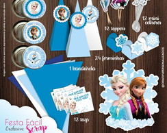 Festa Fácil Scrap Frozen Exclusive