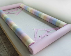 Rolos Montessori Mini Cama Candy Colours