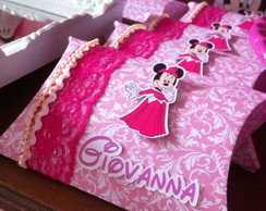 kit minnie princesa