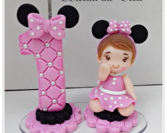 topinho minnie rosa