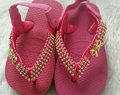 Havaianas Baby Pink