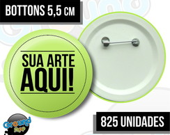 825 Bottons 5,5 Personalizados - Buttom