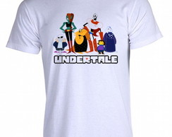 Camiseta Undertale 01