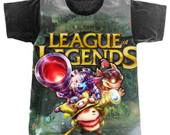 Camiseta League of Legends Teemo