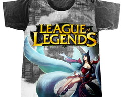 Camiseta League of Legends Ahri