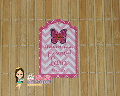 Tag Barbie Butterfly