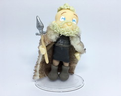 Personagem Ragnar Biscuit