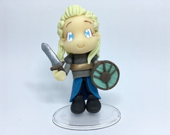Personagem Lagertha Biscuit