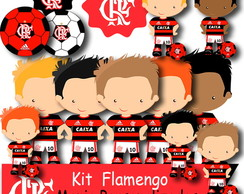 Kit digital flamengo !
