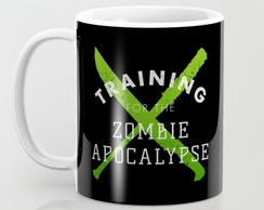 Caneca Team - The Walking Dead