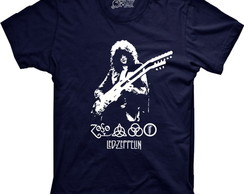 Camiseta Banda de Rock Led Zeppelin
