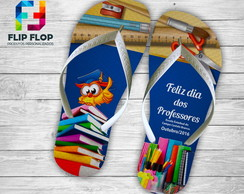 CHINELO PERSONALIZADO DIA DO PROFESSOR