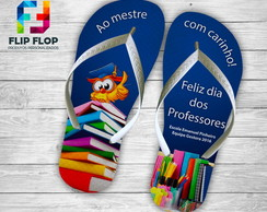 CHINELO PERSONALIZADO-DIA DO PROFESSOR