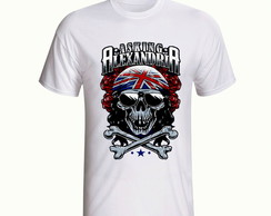 Camisa Banda Rock Asking Alexandria