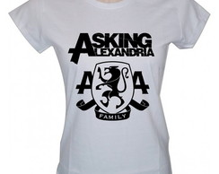 Baby Look Banda Rock Asking Alexandria