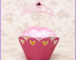Kit cupcake decorado PERSONALIZADO