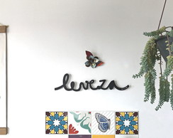 Lettering - LEVEZA