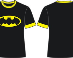 Camiseta Básica Batman - Estampada
