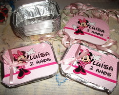 Kit Promocional Minnie Rosa.