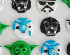 Topper grande Star Wars