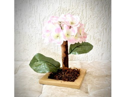 Bonsai Piú Bello Rosa (artificial)