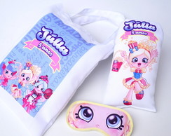FESTA DO PIJAMA - SHOPKINS SHOPPIES
