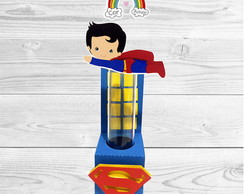 Tubete SuperMan/ Super Homen 3D