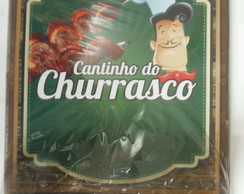 Porta Espetos Cantinho do Churrasco