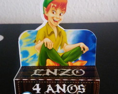 Porta chocolate duplo Peter Pan