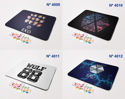 Mouse Pad K pop Kpop Exo Wolf Korean