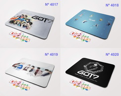 Mouse Pad K pop Kpop Got7 Got 7 Korean