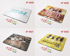 Mouse Pad K pop Kpop Sistar Twice K-pop