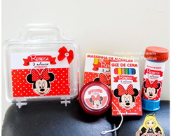 Kit Maleta personalizada Minnie Mouse