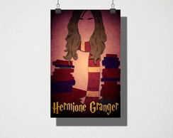 Poster A3 Hermione Granger