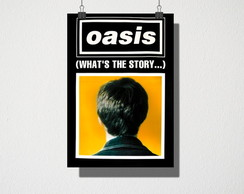 Poster A3 Oasis