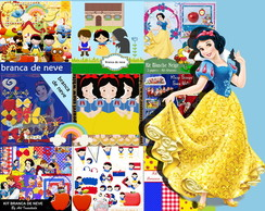 BRANCA DE NEVE - KIT DIGITAL + BRINDE