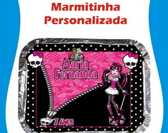 Marmitinha Monster High