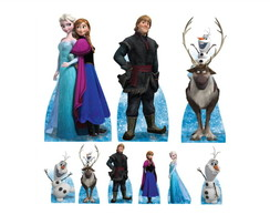 Kit Completo Totem Display Frozen