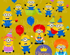 Kit Digital Festa Minion